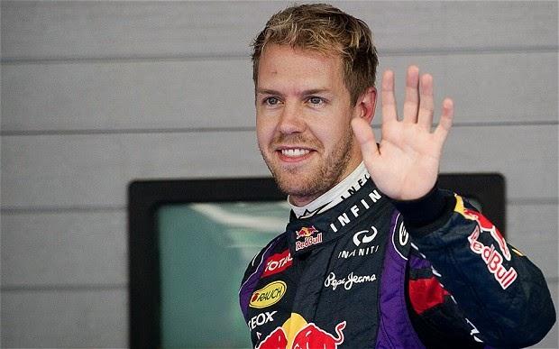 Vettel Abandons Red Bull, Goes For Ferrari