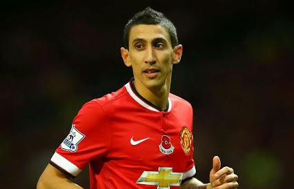 I Want Out Of Man Utd - Di Maria Cries Out
