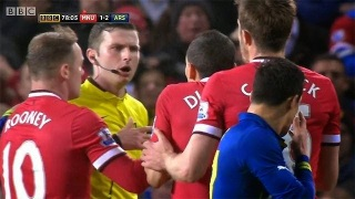 Di Maria Has No Excuses For Receiving A Red Card - LVG