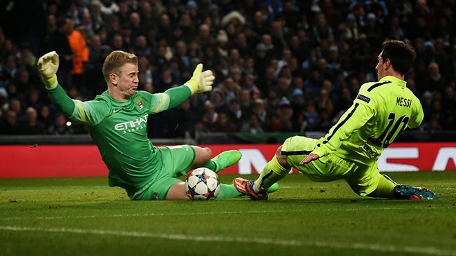 Messi Described Me As 'Phenomenon' – Hart