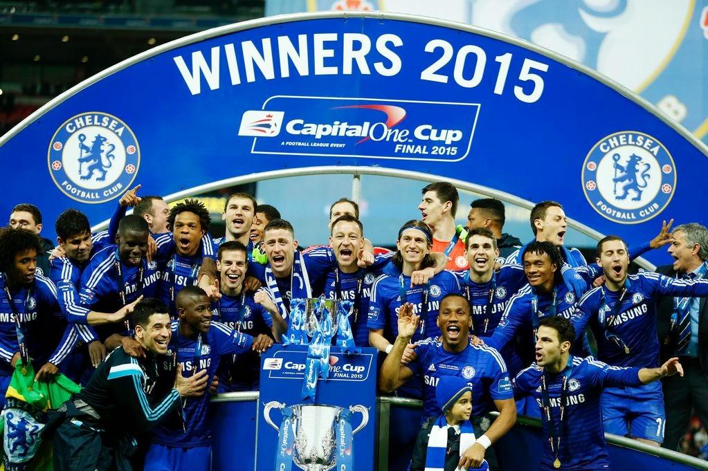 Chelsea clinch League Cup