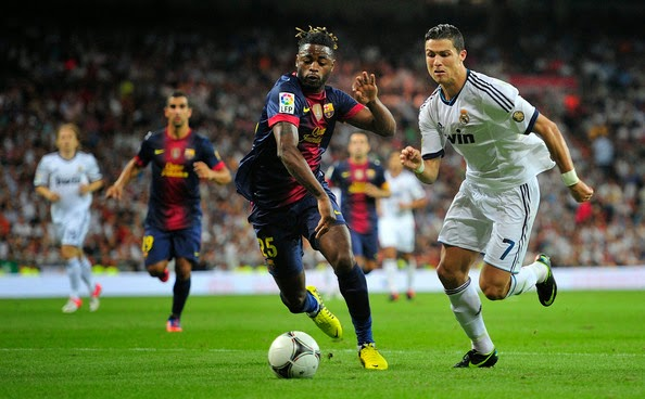 I Did Not See Something Special In Ronaldo – Alex Song