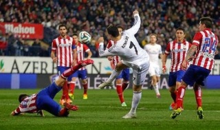PSG face Barcelona and Real Madrid face Atletico
