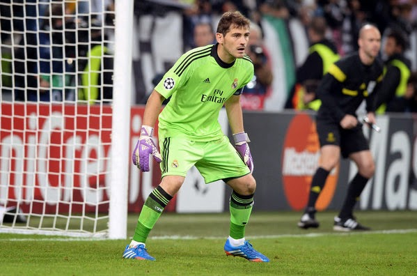 Casillas Accepts His Position Is Under Threat