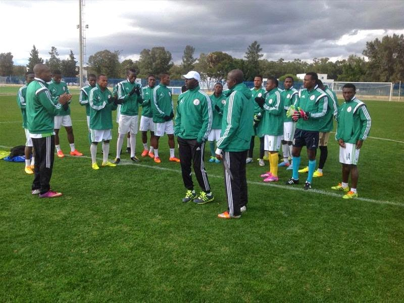 Zambia Coach Vows To Stop Dream Team From Qualifying For AAG