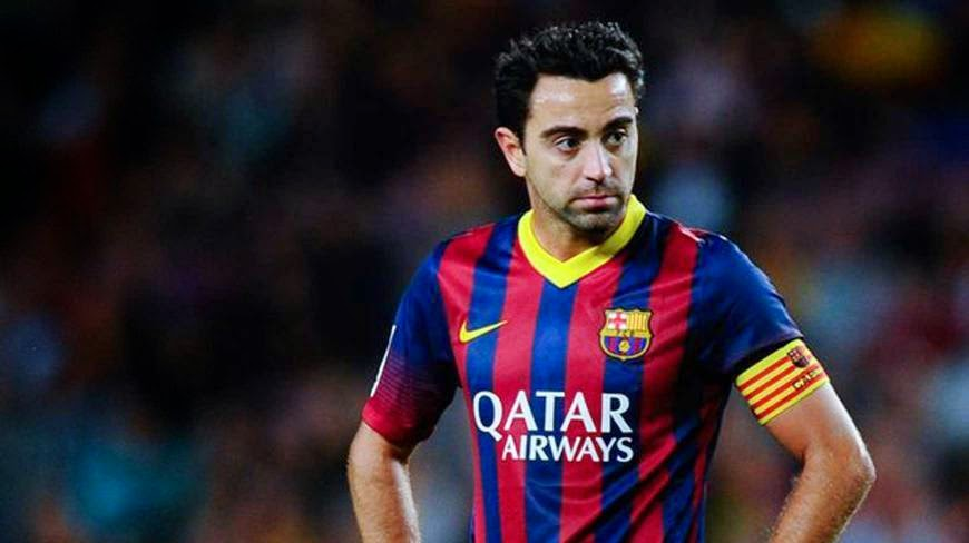 Xavi Agent Meets With Barcelona To Discuss Stay Option