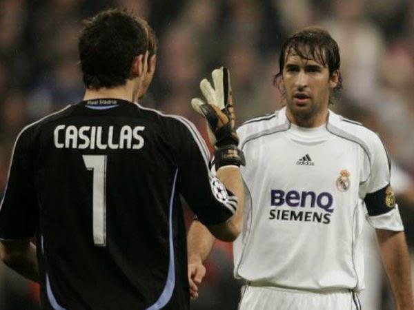 Real Madrid Needs 'San Iker' - Raul