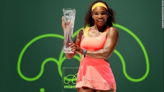 Serena Williams Wins Miami Open