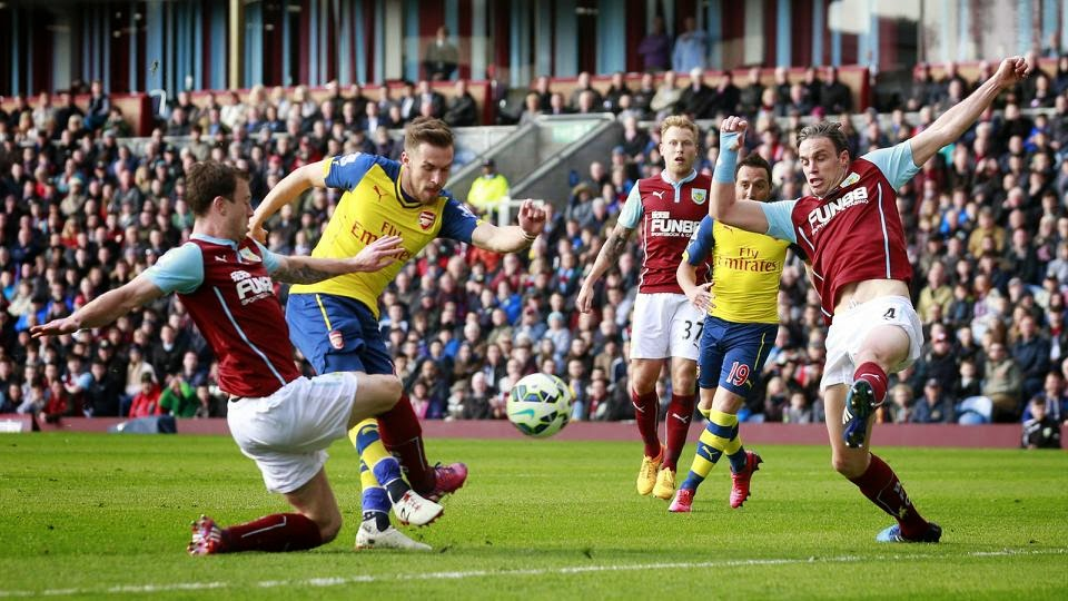 Aaron Ramsey's Goal Extends Arsenal's 'Late' Title Hunt