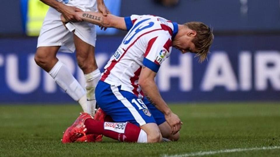 El Nino Scores Own Goal As Atletico Madrid Draw Game With Malaga