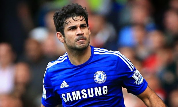 Diego Costa Wants To Play Against Arsenal In 'Title Decide' Showdown