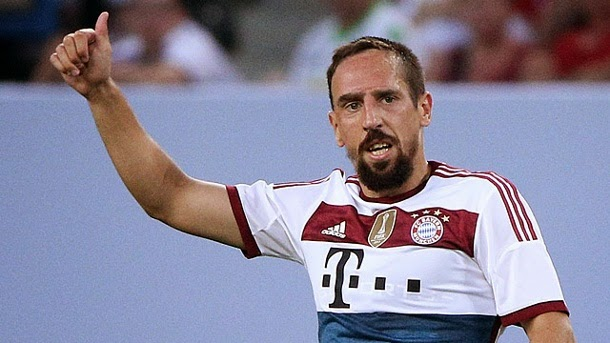 Hazard Not Kevin De Bruyne Will Be A Better Replacement For Me – Ribery