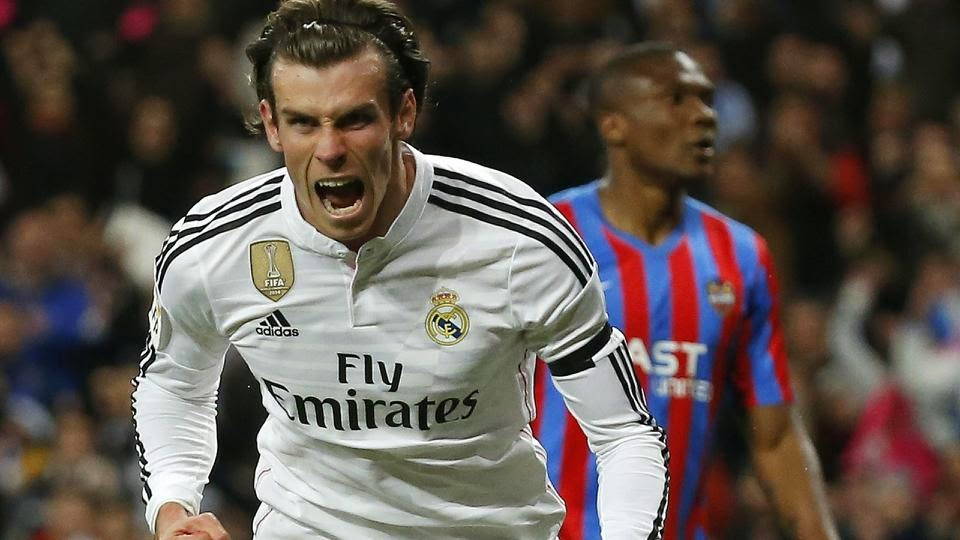 Gareth Bale Named Fastest Player With The Ball