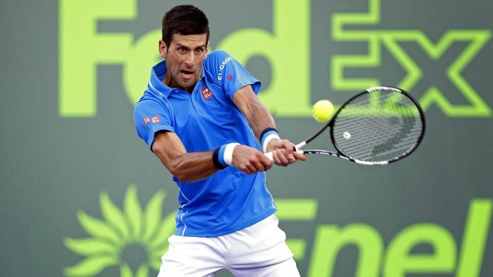 Miami Open: Djokovic Cruises In Semi-Finals