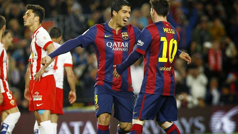 Spanish League Tightens Up As Barca Draw Away To Sevilla