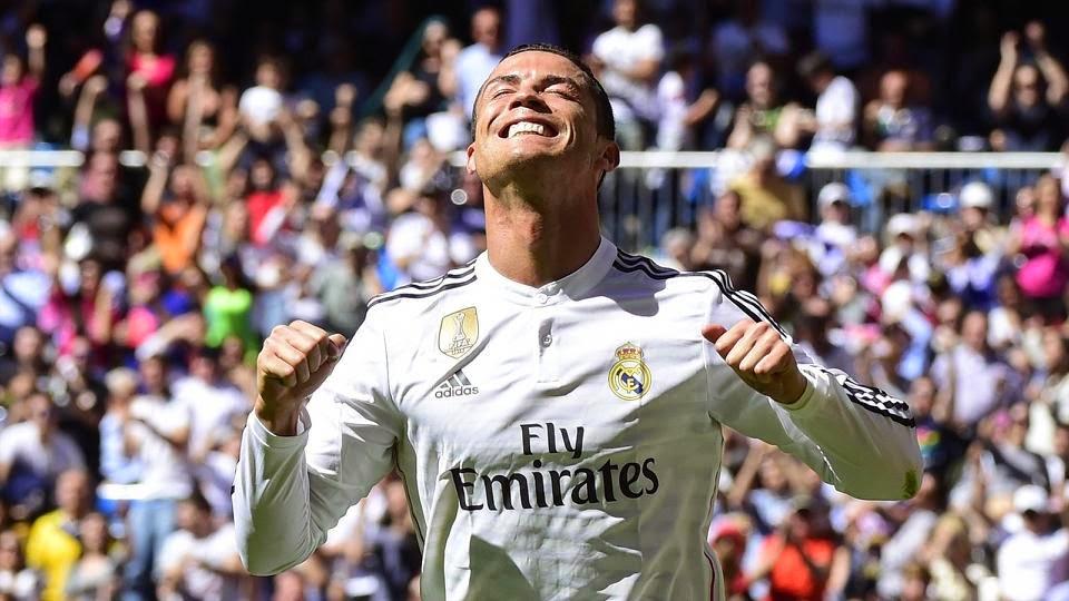 Cristiano Ronaldo Scores Five As Real Madrid Beat Granada Silly
