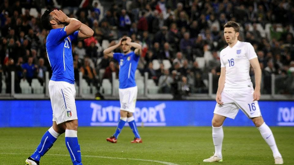 Andros Townsend strikes as England draw in Italy