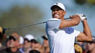 Tiger Woods Ready To play at the US Masters