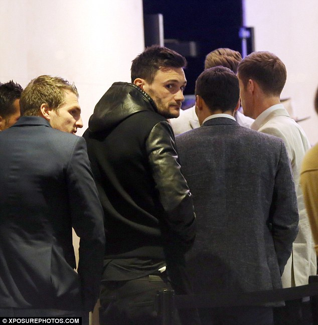 Night Club Prevent Leicester City Players Entry But Allowed Tottenham Players In (Photos),.