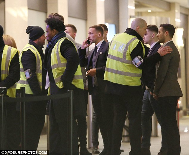 Night Club Prevent Leicester City Players Entry But Allowed Tottenham Players In (Photos)..,