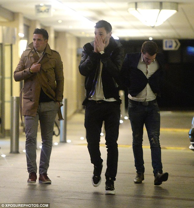 Night Club Prevent Leicester City Players Entry But Allowed Tottenham Players In (Photos),,,,..