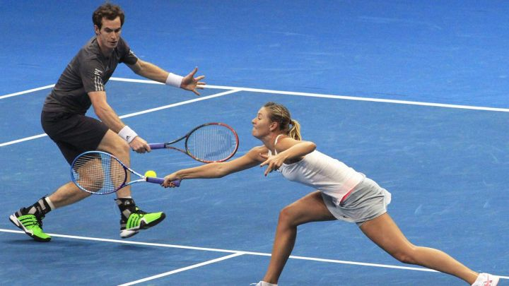 Sharapova Deserves To Be Suspended From Tennis – Murray
