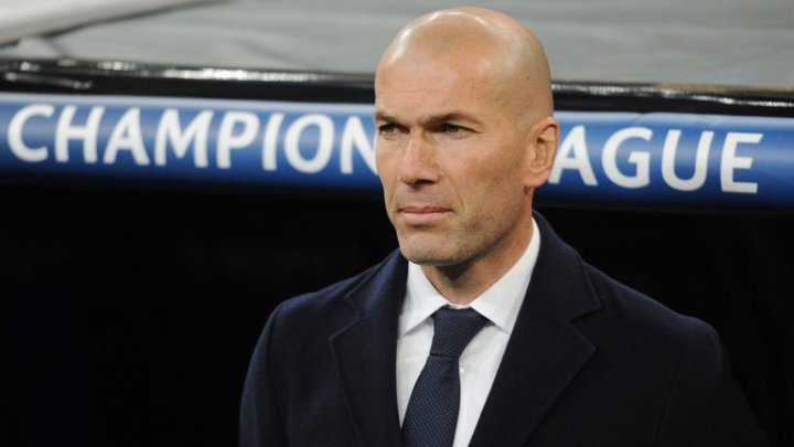 Zidane Expresses Happiness At Qualifying Madrid For UEFA Q'Finals