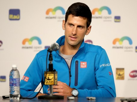 1. Novak Djokovic