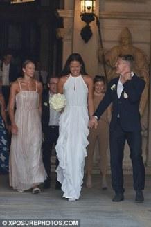 Football Meets Tennis As Schweinsteiger Weds Ana Ivanovic .